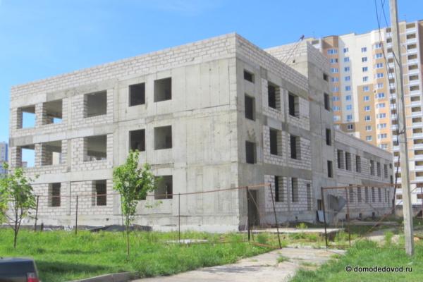 Детский сад, Южное Домодедово, май 2019
