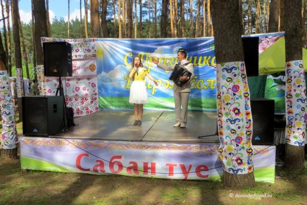 Праздник Сабантуй в Московской области (3)