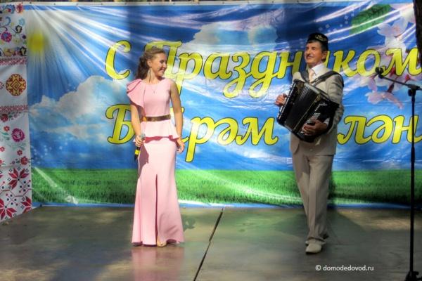 Праздник Сабантуй в Московской области (2)