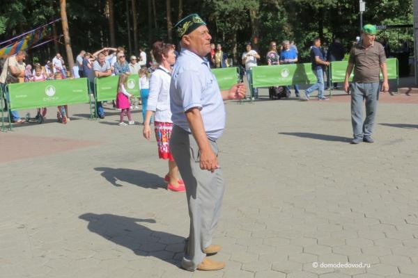 Праздник Сабантуй в Московской области (1)