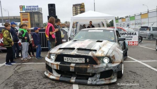 Автомобильный фестиваль