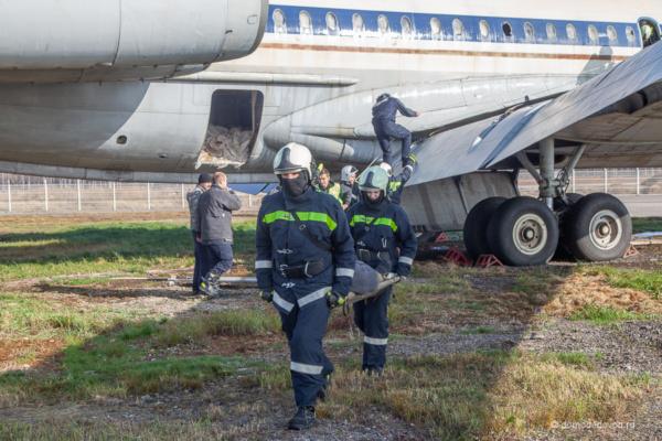 Эвакуация раненных