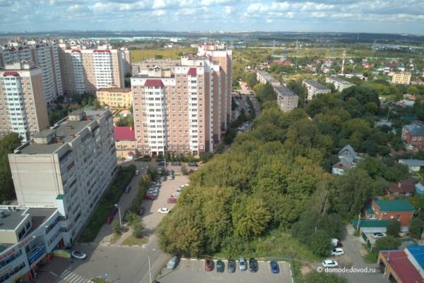 Домодедово. Микрорайон Северный