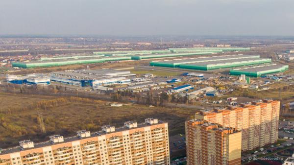 Склады в Домодедово