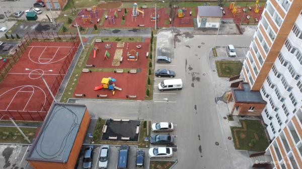 Новый дом по адресу улица Гагарина, 63