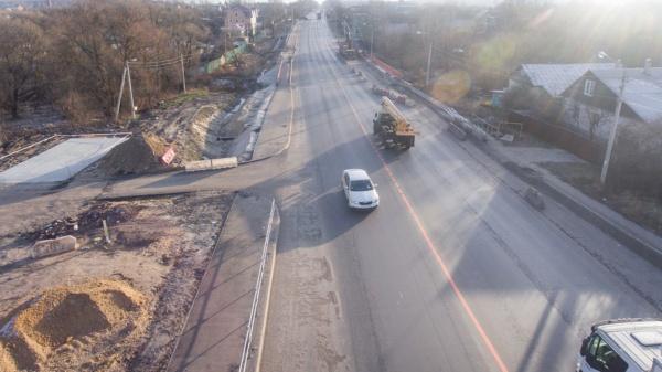 Расширение Каширского шоссе