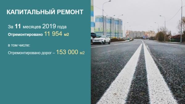 Итоги 2019 подвели в Управлении капитального строительства
