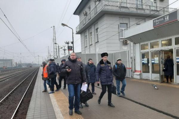 Проверка станции Домодедово