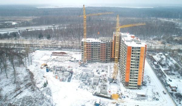 ЖК «Лёдово» в Домодедово