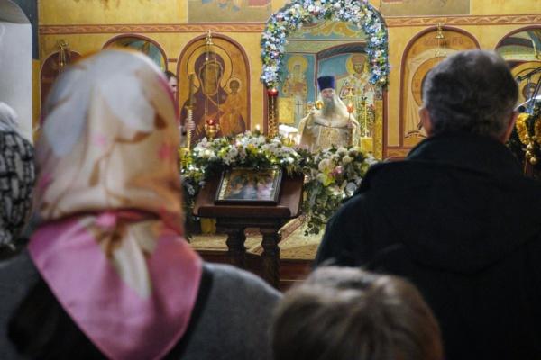 Крещение в Домодедово