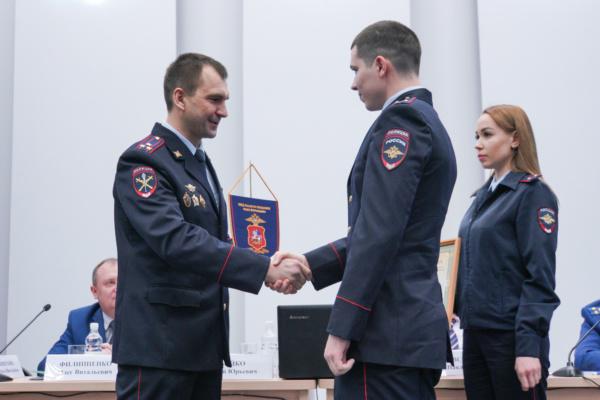Итоги работы УМВД по городскому округу Домодедово