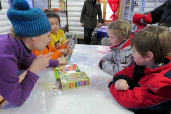 Фабрика новогодних игрушек