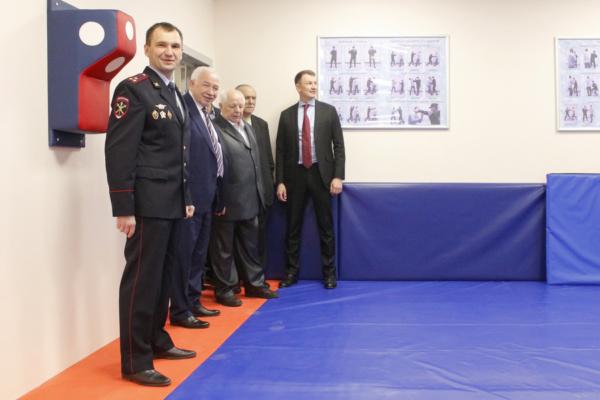 Открыли новое здание УМВД Домодедово