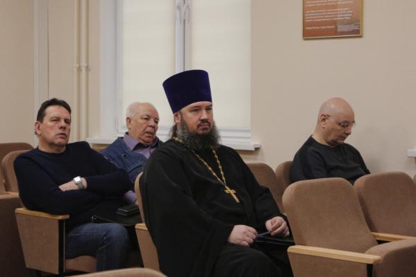 В УМВД России по городскому округу Домодедово состоялось заседание Общественного совета