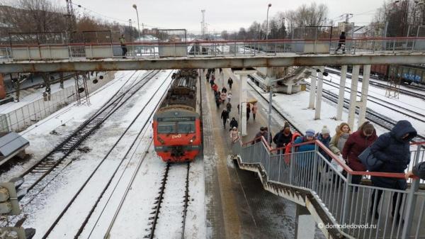 Пригородные электрички подорожают на 1 рубль с 1 февраля