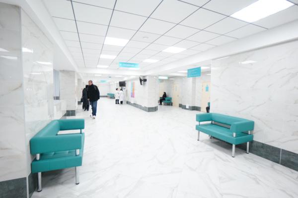 Онкологическое отделение в Домодедово переехало!