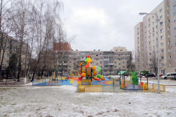 Домодедово. Микрорайон Центральный