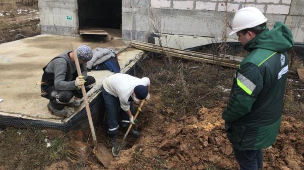Обследование недостроев в Южном Домодедово