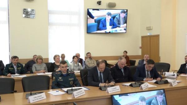 В Домодедово состоялось совещание по ЧС