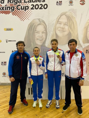 Домодедовские чемпионки
