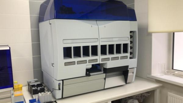 Автоматический анализатор гепатита
