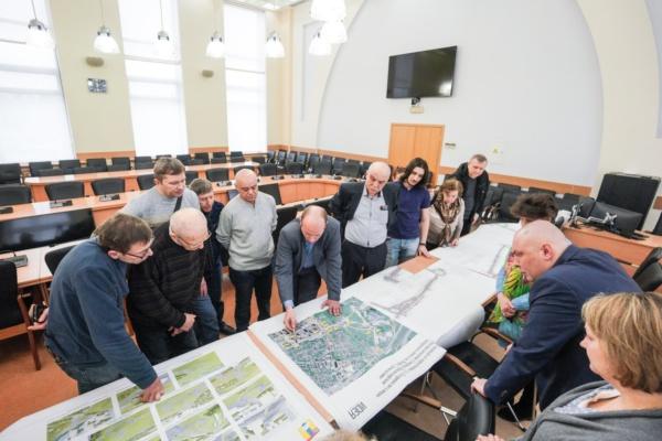 О задаче дороги в Северном рассказал главный архитектор администрации Домодедово