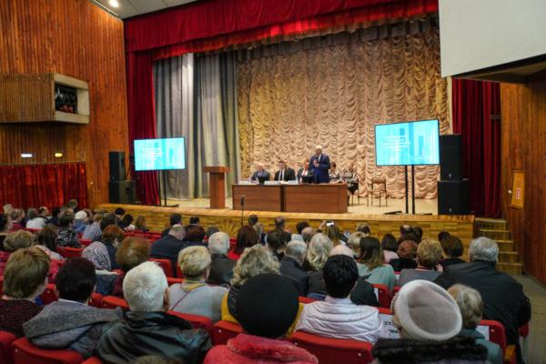 Отчет о работе за 2019 год в Растуновском административном округе