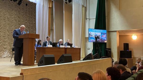 отчёт начальника территориального отдела Повадинского и Растуновского а\о Голенко Алексея Михайловича за 2019 год