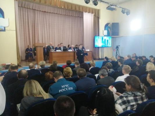 Отчет о проделанной работе за 2019 год начальника территориального отдела Колычевского и Ямского административных округов