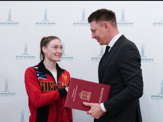 Наша гордость: спортивный триумф Марии Егоровой