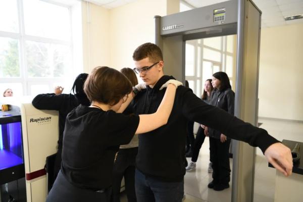 Аэропорт Домодедово провел продвинутые сборы для сотрудников транспортной безопасности