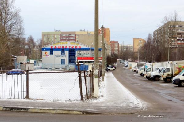 О парковках в Домодедово