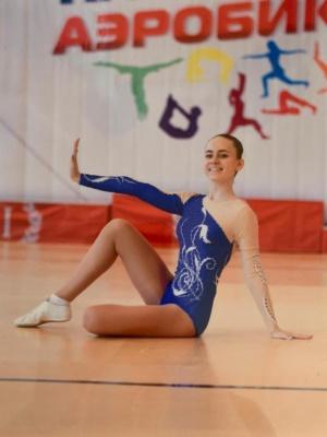 Домодедовской спортсменке присвоили звание Мастера спорта России