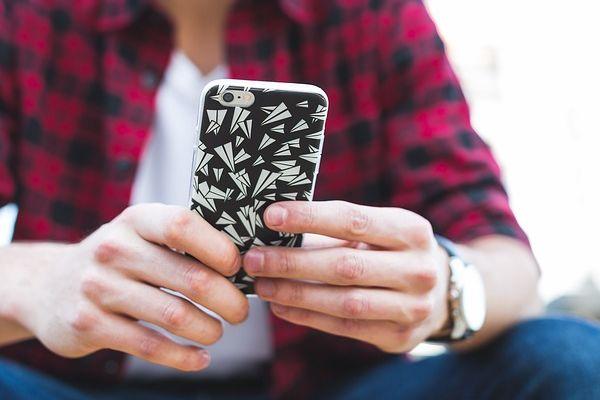 Получение электронного пропуска через СМС