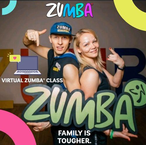 Онлайн классы Zumba® Fitness