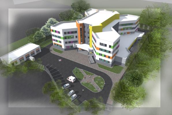 Проектирование поликлиники в микрорайоне Южный городского округа Домодедово