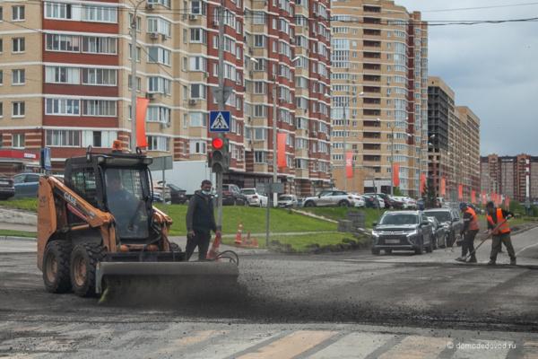 Ремонт на улице Кирова