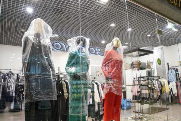 В ТЦ «Торговый квартал» закрыли несколько магазинов