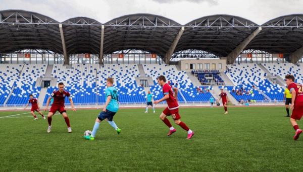 «Велес» сыграет на поле городского стадиона «Авангард»