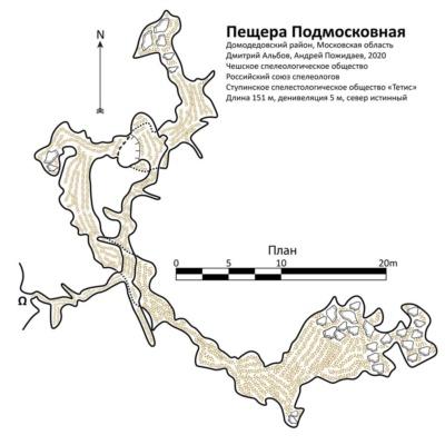 Пещера Подмосковная