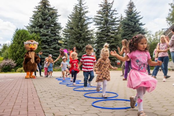 Самые яркие мероприятия в парке «Ёлочки» за прошедшую неделю