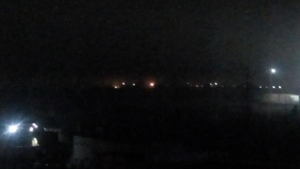 Дым над Домодедово