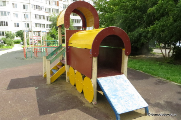 Детские площадки: что-то меняется