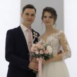 800-я пара молодоженов зарегистрирована в Домодедово