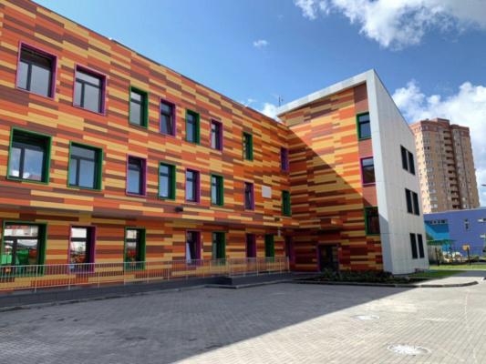 Главгосстройнадзор начал проверку окончания строительства детского сада в Домодедово