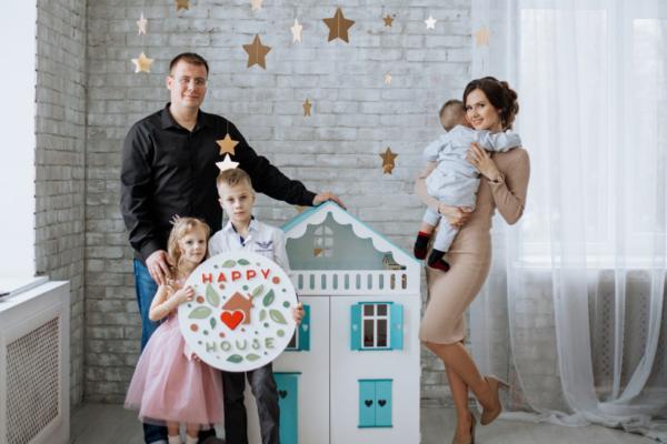 Домодедовская семья вошла в число победителей Всероссийского конкурса «Семья года»