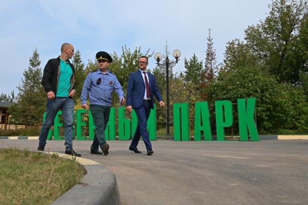 Главгосстройнадзор остановил незаконное строительство спортивного комплекса в Домодедово