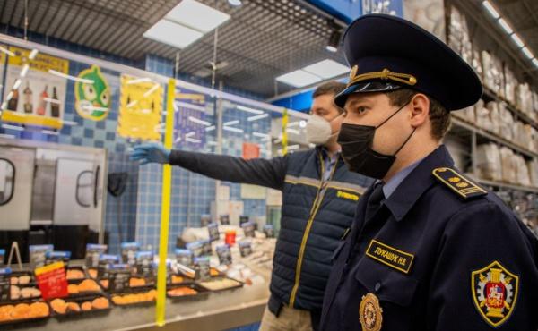 Почти 70 нарушений масочного режима выявили инспекторы Госадмтехнадзора в городском округе Домодедово