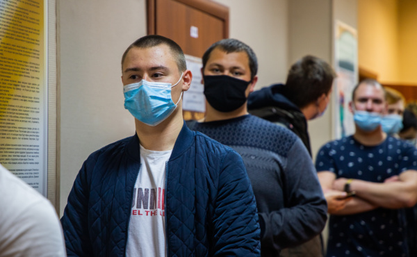Осенний призыв-2020 в городском округе Домодедово