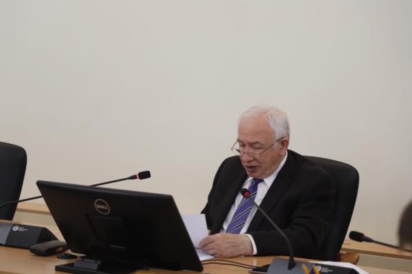 В Домодедово состоялся штаб по строительству под председательством Леонида Павловича Ковалевского